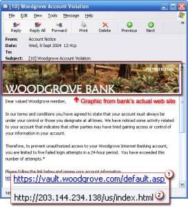 Fake E-mail